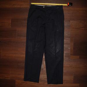 Ralph Lauren Office Dress Pants - Navy Blue - WOOL